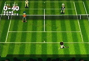 Test Anna Kournikova's Smash Court Tennis PlayStation - Screenshot 6