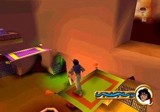 Aladdin : La Revanche de Nasira PlayStation