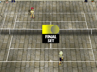 Test Anna Kournikova's Smash Court Tennis PlayStation - Screenshot 7