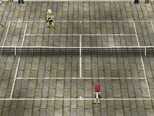 Test Anna Kournikova's Smash Court Tennis PlayStation - Screenshot 8