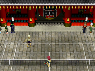 Test Anna Kournikova's Smash Court Tennis PlayStation - Screenshot 9