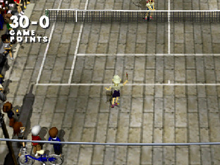Test Anna Kournikova's Smash Court Tennis PlayStation - Screenshot 10