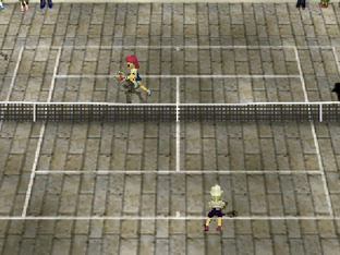 Test Anna Kournikova's Smash Court Tennis PlayStation - Screenshot 11