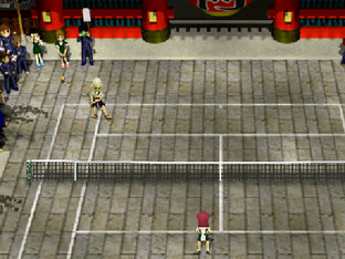 Test Anna Kournikova's Smash Court Tennis PlayStation - Screenshot 12
