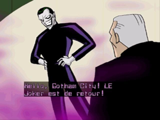 jeuxvideo.com Batman of the Future : Return of the Joker - PlayStation