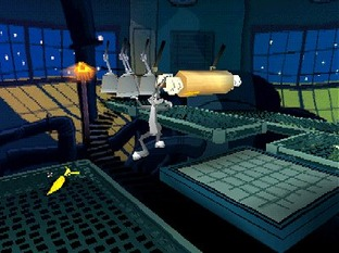 Bugs Bunny : Voyage à Travers le Temps PlayStation