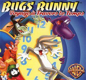 bugs bunny voyage a travers le temps ps1