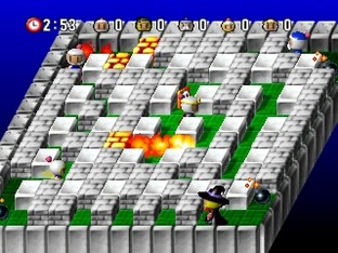 Fiche complète Bomberman World - PlayStation