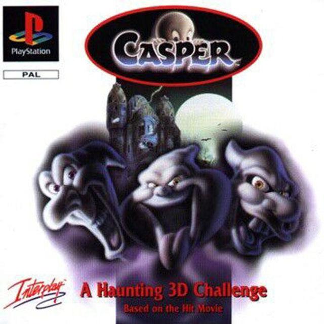 jeuxvideo.com Casper - PlayStation Image 1 sur 27