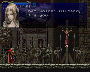 Castlevania : Symphony of the Night PlayStation