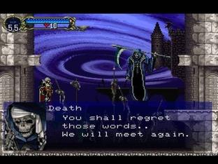 Castlevania : Symphony of the Night PlayStation