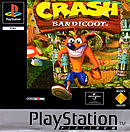 Jaquette Crash Bandicoot - PlayStation