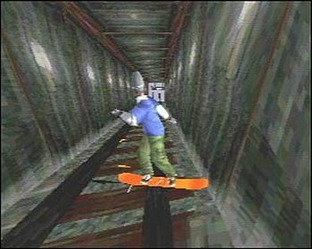 Cool Boarders 4 PlayStation