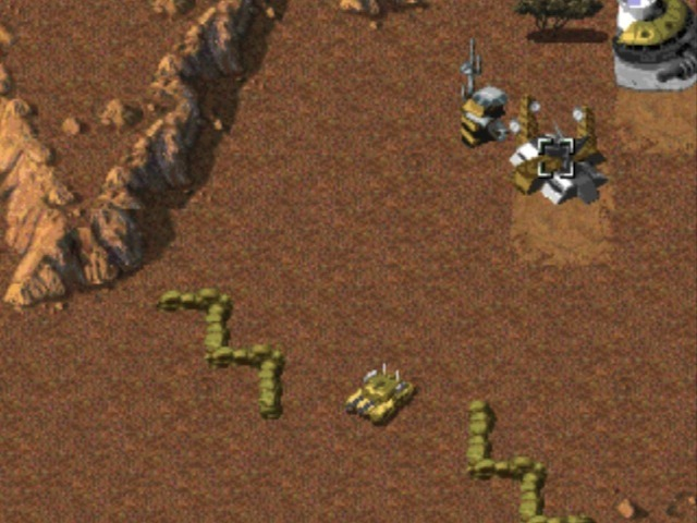 Images Command & Conquer PlayStation - 19
