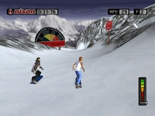 Cool Boarders 2001 PlayStation