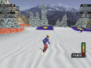 Cool Boarders 3 PlayStation