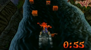 Crash Bandicoot 2 : Cortex Strikes Back PS1 - Screenshot 21