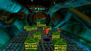 Crash Bandicoot 2 : Cortex Strikes Back PS1 - Screenshot 33