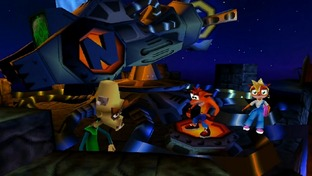 Crash Bandicoot 2 : Cortex Strikes Back PS1 - Screenshot 61