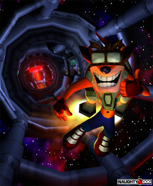 Crash Bandicoot 2 : Cortex Strikes Back PS1 - Screenshot 4