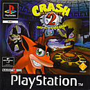 Jaquette Crash Bandicoot 2 : Cortex Strikes Back - PlayStation