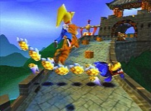 Crash Bandicoot 3 : Warped PlayStation