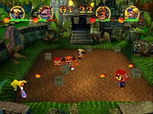 Crash Bash PS1 - Screenshot 7