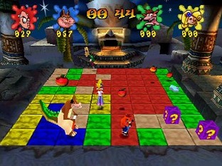 Crash Bash PlayStation