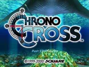 Chrono Cross PlayStation