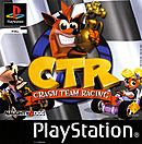 Jaquette Crash Team Racing - PlayStation