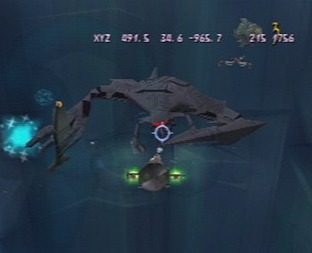 Test Atlantide : L'Empire Perdu PlayStation - Screenshot 6