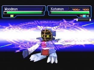 Digimon World 2003 PlayStation