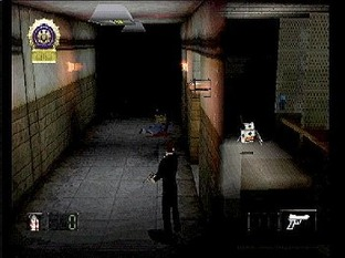 Test Die Hard Trilogy 2 PlayStation - Screenshot 2