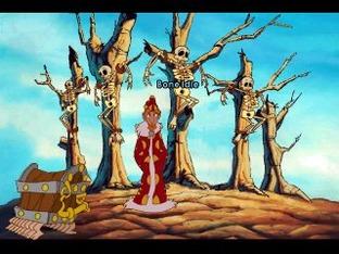 Discworld II : Mortellement Votre ! PlayStation