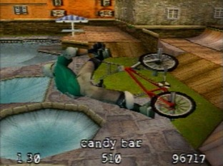 Dave Mirra Freestyle BMX PlayStation