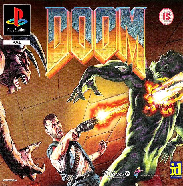 Sony PlayStation | Doom Wiki | FANDOM powered by Wikia