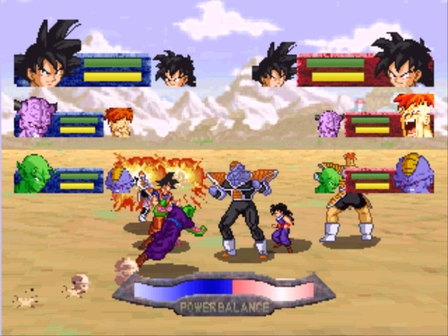 jeuxvideo.com Dragon Ball Z Legends - PlayStation Image 8 sur 35