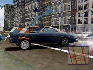 Driver 2 : Back on the Streets PlayStation