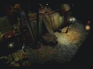 Discworld Noir PlayStation