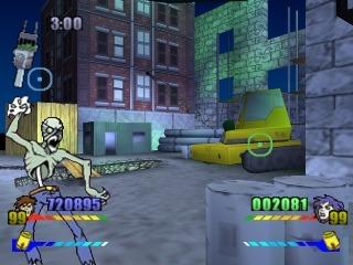 A quoi avez-vous joué ou testé récemment? Extreme-ghostbusters-la-chasse-aux-fantomes-playstation-ps1-012