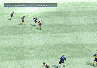 Test FIFA 2000 PlayStation - Screenshot 2