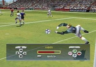 Test FIFA 2000 PlayStation - Screenshot 4