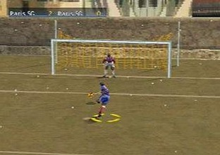 Test FIFA 2000 PlayStation - Screenshot 5