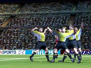 Test FIFA 2000 PlayStation - Screenshot 6