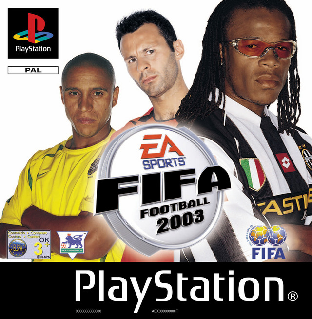 FIFA Football 2003 sur PlayStation - jeuxvideo.com