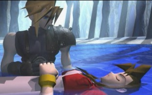 Final Fantasy VII PS1 - Screenshot 423