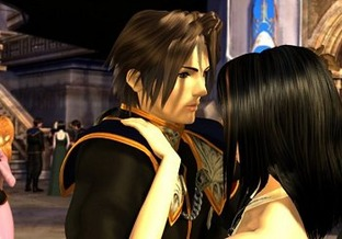 Test Final Fantasy VIII PlayStation - Screenshot 4