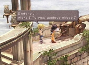 Test Final Fantasy IX PlayStation - Screenshot 10