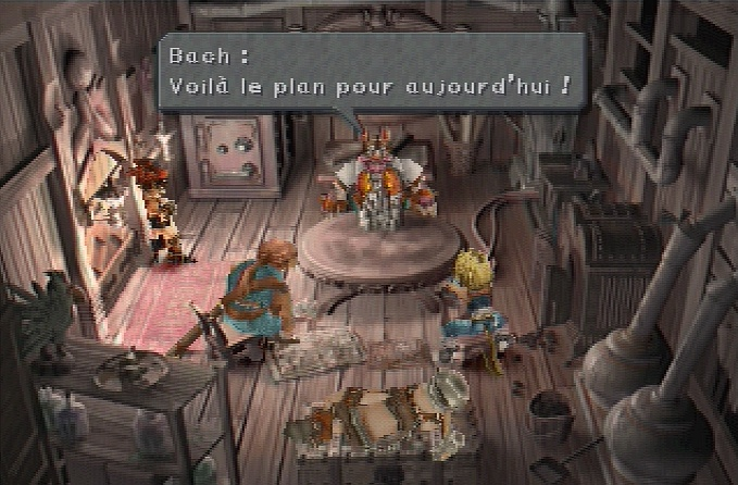 Images Final Fantasy IX PlayStation - 36