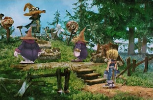 Final Fantasy IX PS1 - Screenshot 186